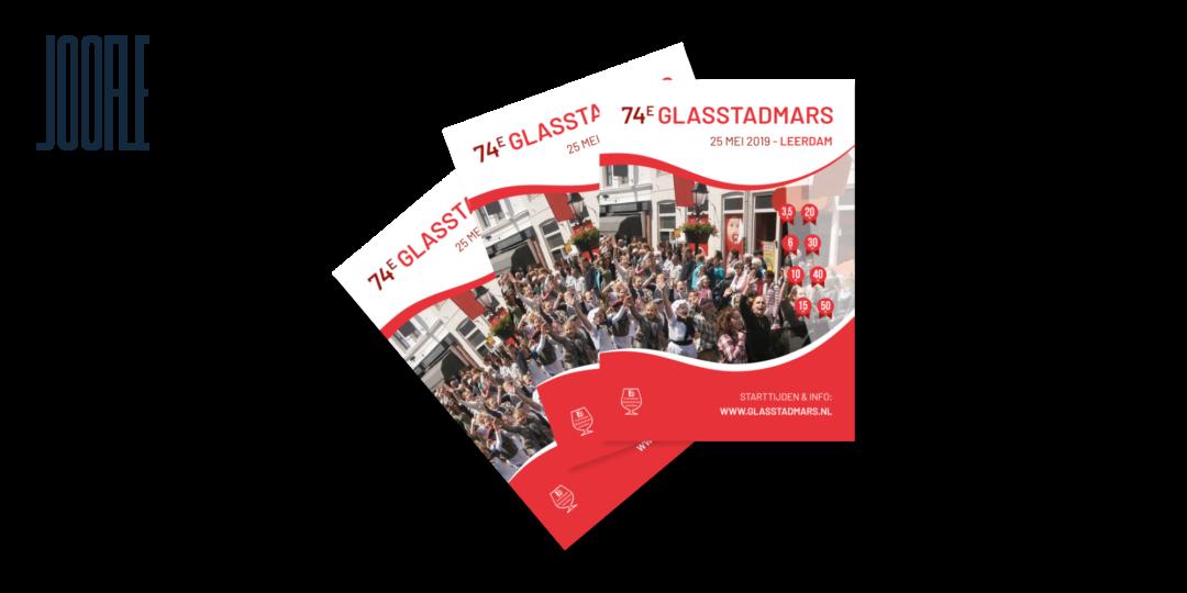 Flyer – Glasstadmars Leerdam