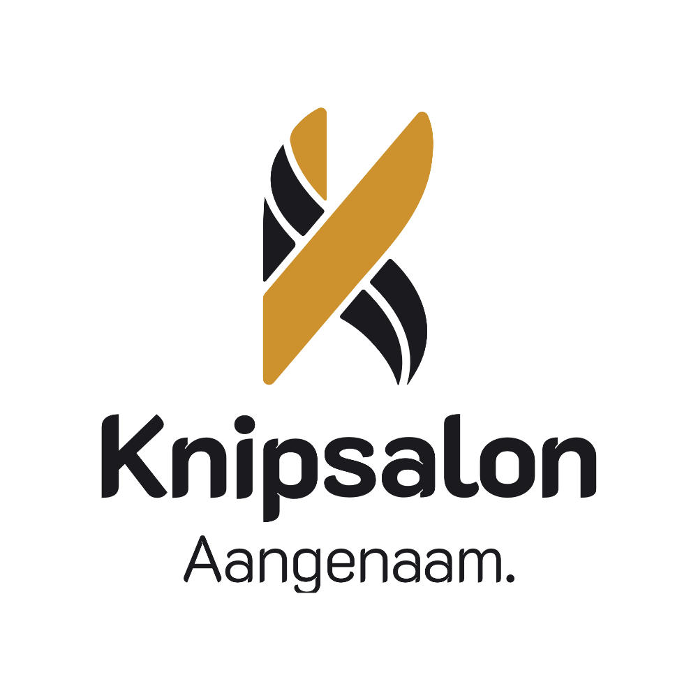 Knipsalon Leerdam logo door Joofle Reclame